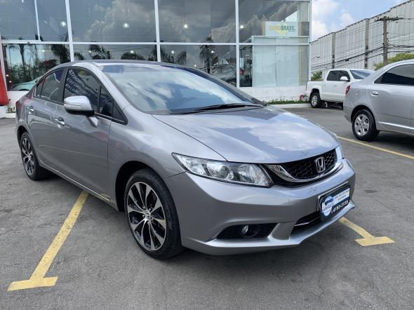 Foto Civic Sedan LXR 2.0 Flexone 16V Aut. 4p